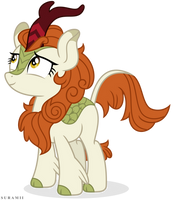 [Vector #288] Autumn Blaze by Suramii