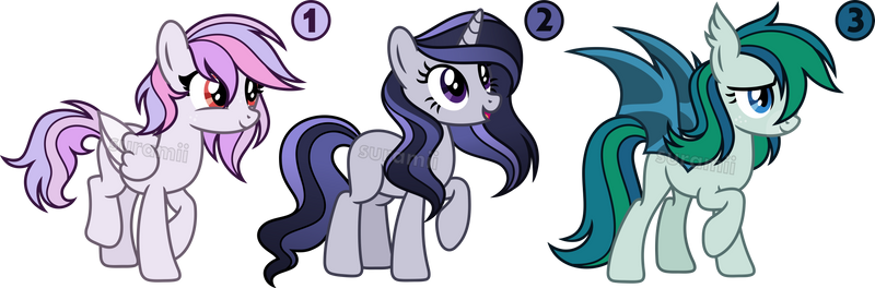 [Adopts] #2 - 1/3 OPEN