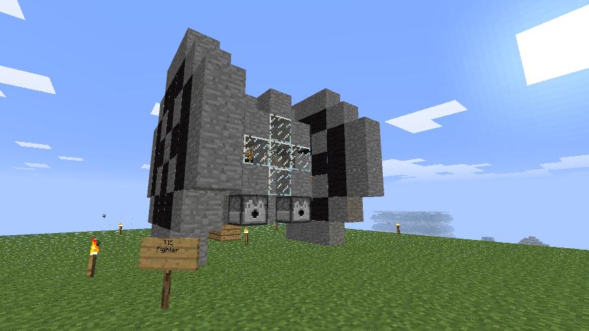 Chasseur Build Minecraft