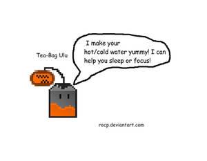 Tea-Bag Ulu