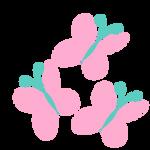 Fluttershy Cutie mark - Vector