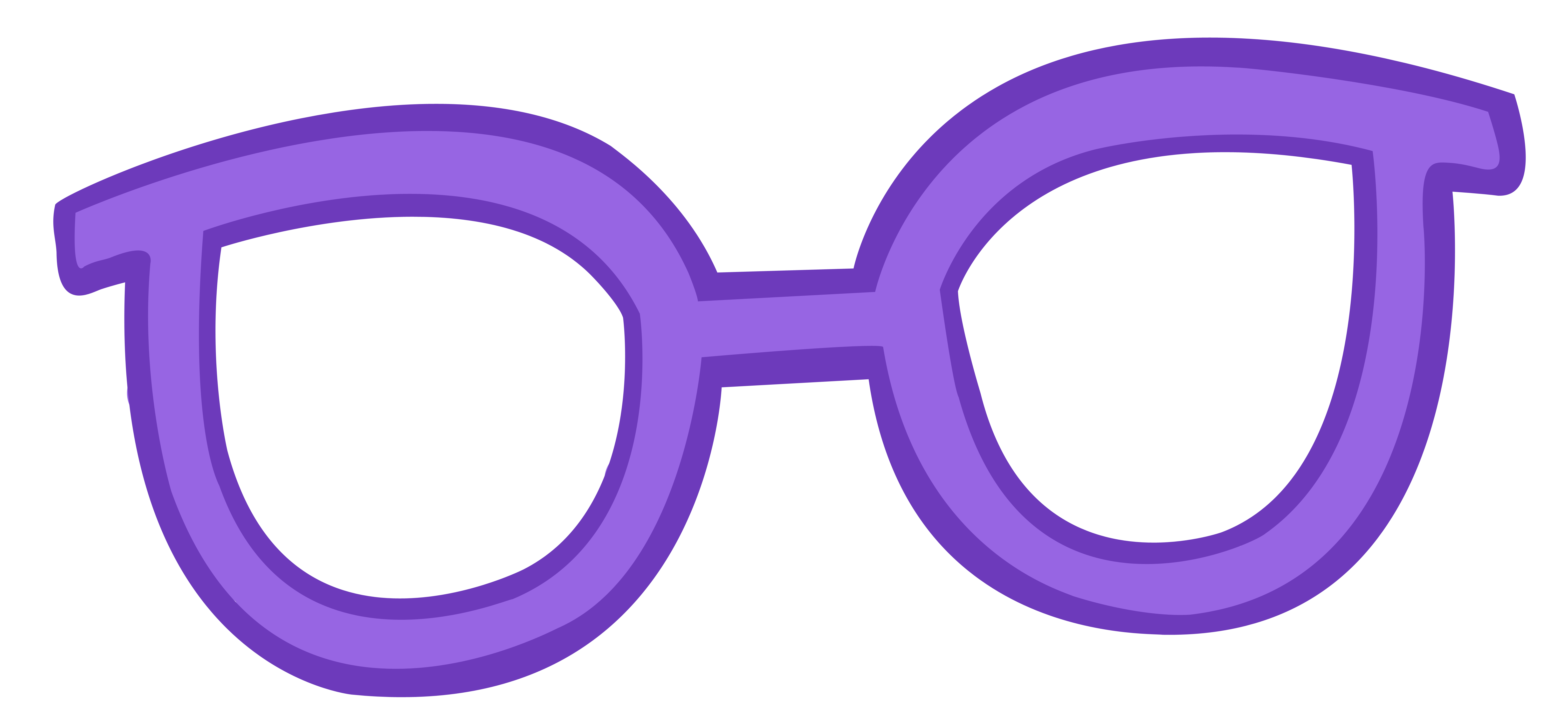 Glasses Necessary