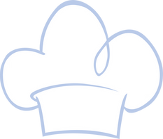 Chef Hat - Vector by GuruGrendo