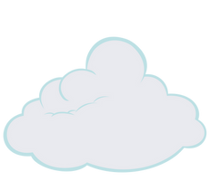Ponyless Cloud by GuruGrendo