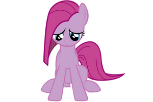 Pinkie All Alone - Vector by GuruGrendo