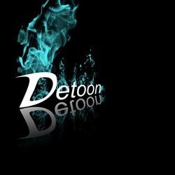 Detoon Album Cover by GuruGrendo
