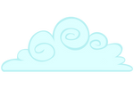 Cloud 3 - Vector