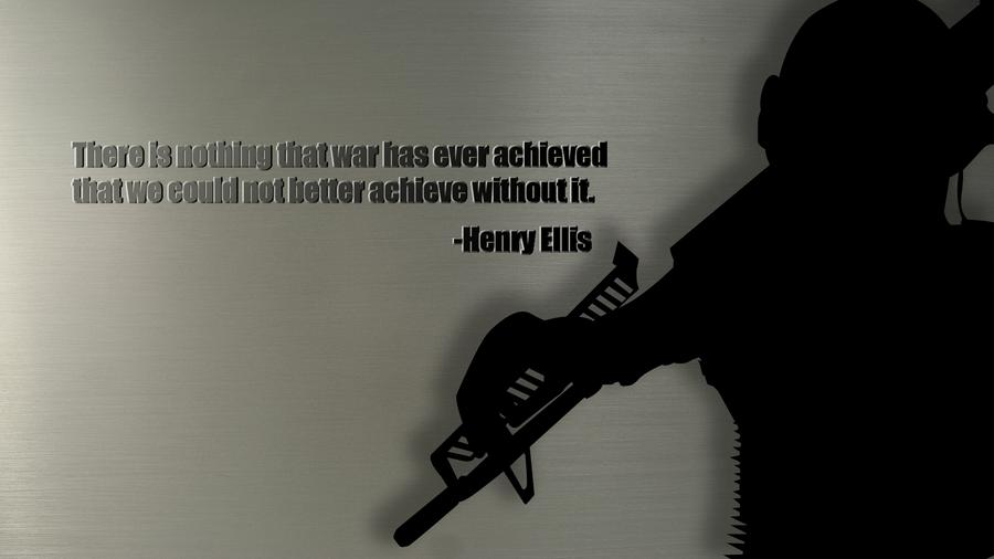 Henry Ellis Quote