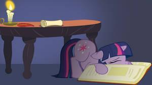 Sleepy Twilight - Wallpaper