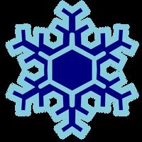 SnowFlake Cutie Mark - Vector by GuruGrendo