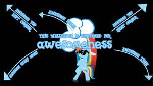 Wallpaper Of Awesomeness - Wallpaper by GuruGrendo