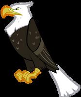 Eagle - Vector by GuruGrendo