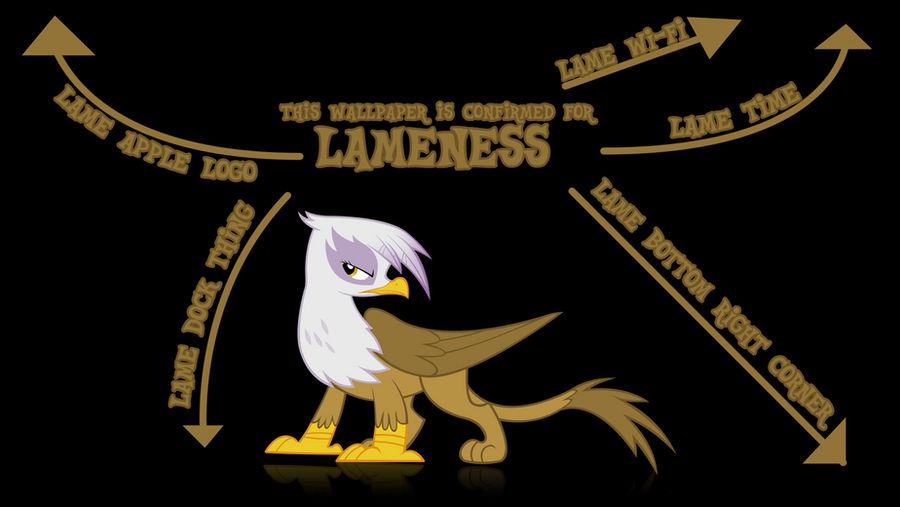 Wallpaper Of Lameness