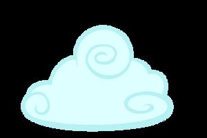 Cloud 8 - Vector