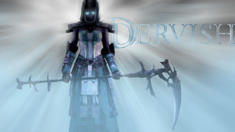 Dervish - Wallpaper