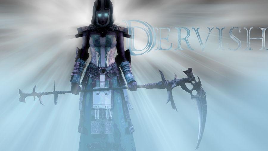 Dervish - Wallpaper