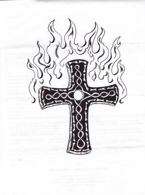 Rob's Art - The Cross