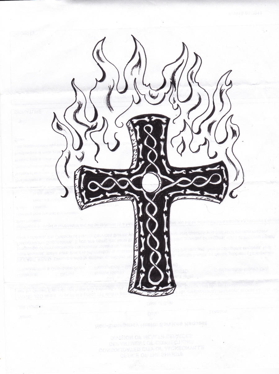 Rob's Art - The Cross