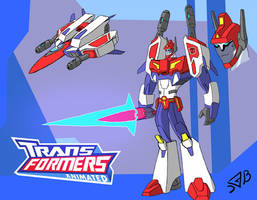 Animated Star Saber v2 by Gryphman