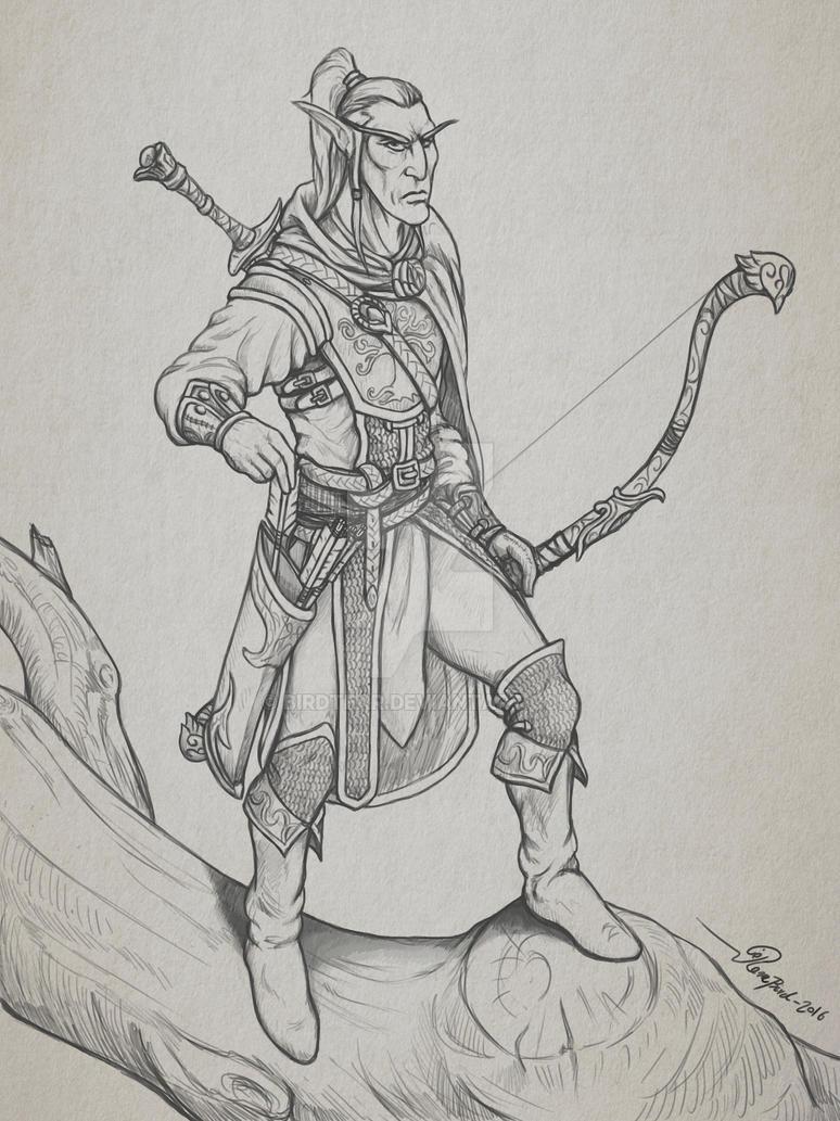 Lone Ranger by Birdtear