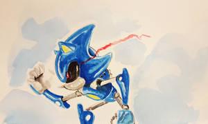 Metal Sonic - quick study