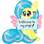 Pixel Chibi for SkittyLover2012 by ArtsyMuffin