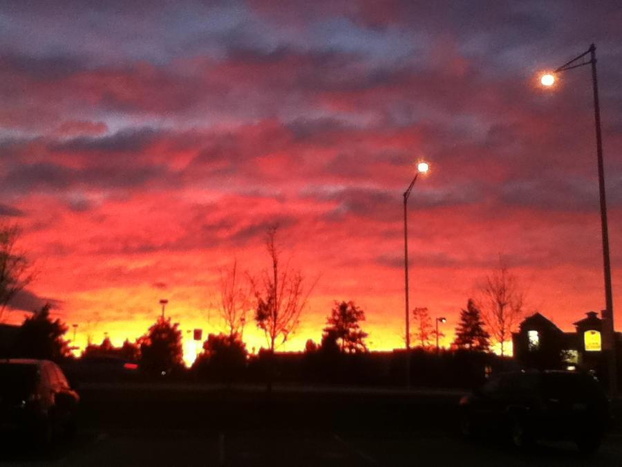 Lovely Sky by Dragxonrules