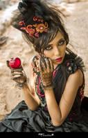 Black Gown_Sinay_002 by metzad99