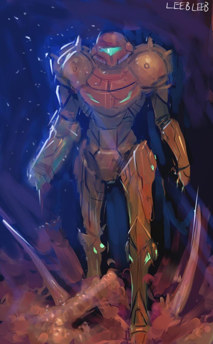 DEAD SPACE PRIME by leebleeb