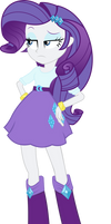 Rarity Is Not Amused by Randincy