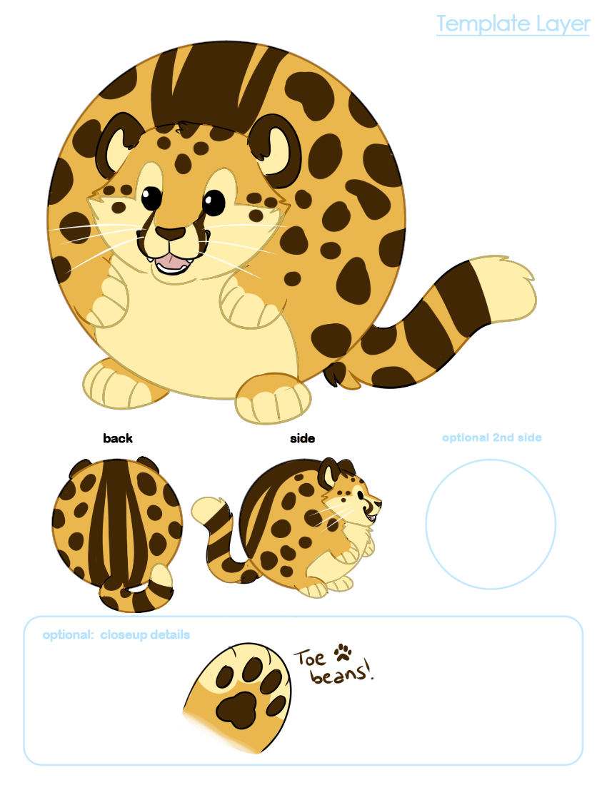 Squishable Chee by RupeeCat