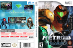 Metroid Prime 2 Custom Cover