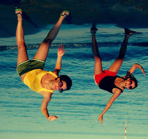 Beach Girls by umorismoDAflashBACK