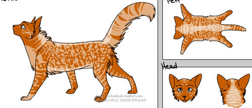 A cat i made in Cat creator.. by Maplefeather105