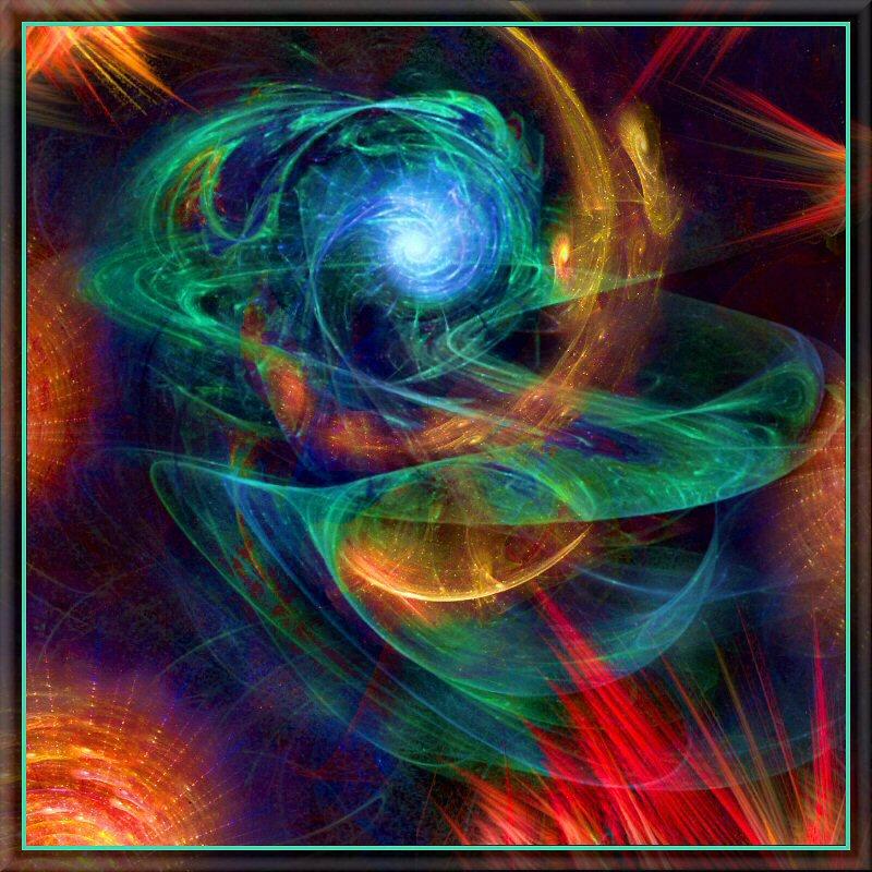 Virtual Space by WorlockMolly