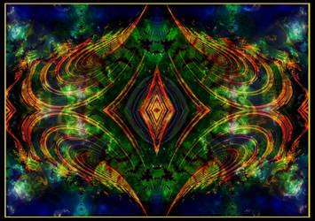 Subliminal Spectrum by WorlockMolly