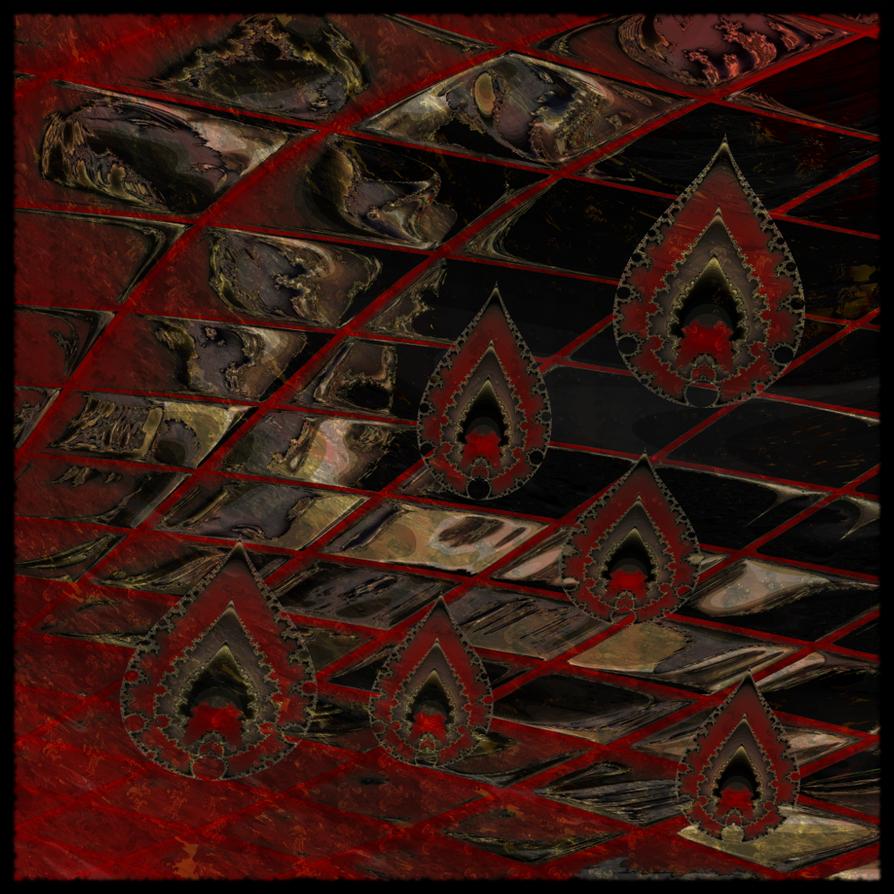Raining Blood by WorlockMolly