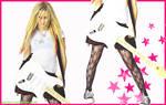 Avril Lavigne star guitar