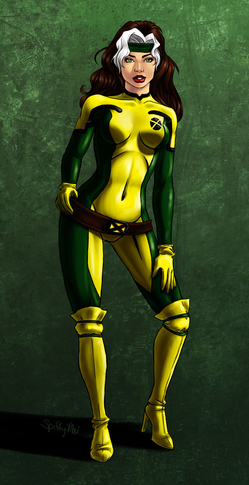 Rogue by SpiffyMai