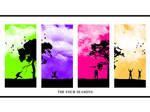 The Four Seasons- Vector Style