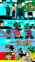 Dragon ball multiverse page 6 chapter 1 remade by ClearlyAnArtist