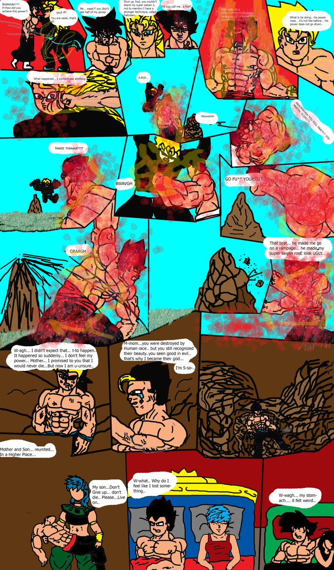 Dragon Ball Multiverse Page 7 Chapter 1 by ClearlyAnArtist