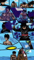 Dragon Ball Multiversal Page 11 Chapter 1 by ClearlyAnArtist