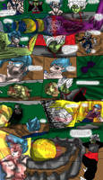 Dragon ball Multiversal Page 3 Chapter 2 by ClearlyAnArtist