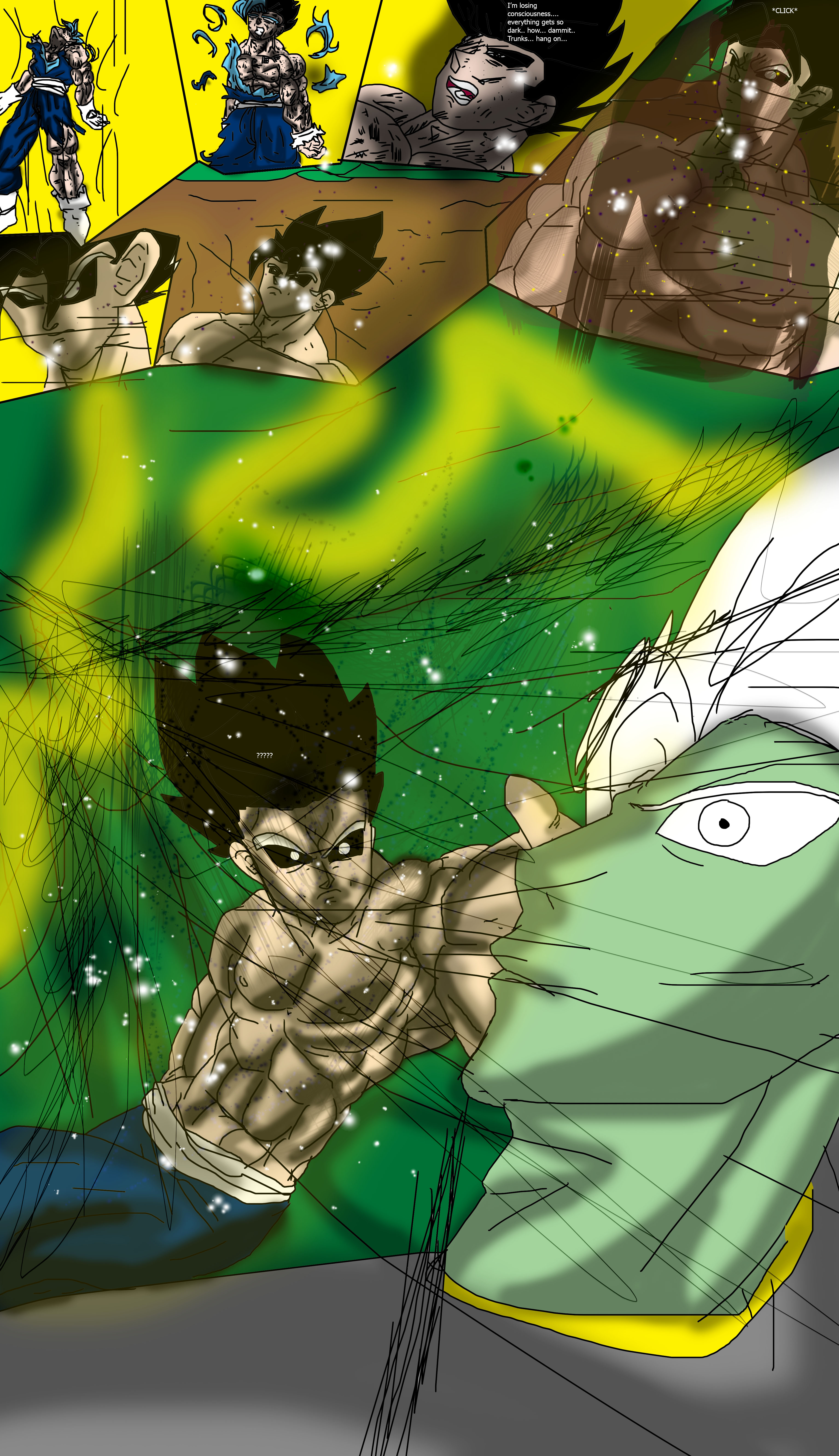 Dragon Ball Multiversal Page 4 Chapter 2 by ClearlyAnArtist