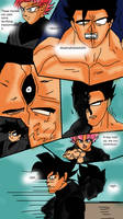 Dragon Ball Multiversal Page 13 Chapter 2 by ClearlyAnArtist