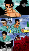 Dragon Ball Multiversal Page 15 Chapter 2 by ClearlyAnArtist
