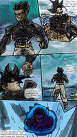 Dragon Ball Multiversal Page 16 Chapter 2 by ClearlyAnArtist