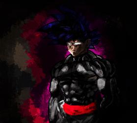 Goku Black Of The Past (CHAR INFO #2)