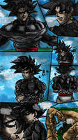 Dragon Ball Multiversal Page 2 Chapter 3 by ClearlyAnArtist